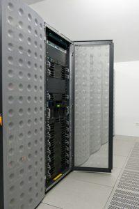 Rack für Rechenzentrums-Lösungen